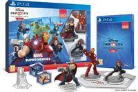 Portada oficial de Disney Infinity 2.0: Marvel Super Heroes para PS4