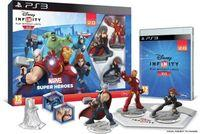 Portada oficial de Disney Infinity 2.0: Marvel Super Heroes para PS3