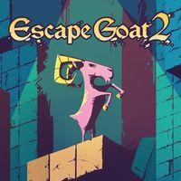 Portada oficial de Escape Goat 2 para PS4