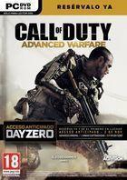 Portada oficial de de Call of Duty: Advanced Warfare para PC
