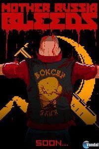 Portada oficial de Mother Russia Bleeds para PS4