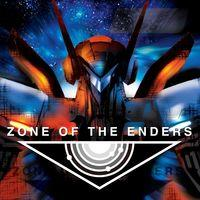 Portada oficial de Zone of the Enders HD Edition PSN para PS3