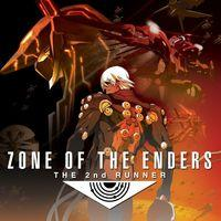 Portada oficial de Zone of the Enders: The 2nd Runner HD Edition PSN para PS3