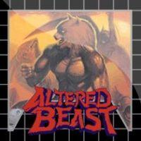 Portada oficial de Altered Beast PSN para PS3