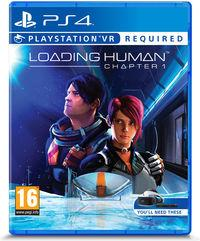 Portada oficial de Loading Human: Chapter 1 para PS4