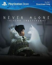 Portada oficial de Never Alone para PS4