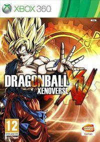 Portada oficial de Dragon Ball Xenoverse para Xbox 360