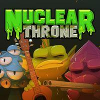 Portada oficial de Nuclear Throne para PS4