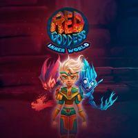 Portada oficial de Red Goddess: Inner World para PS4