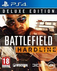 Portada oficial de Battlefield Hardline para PS4