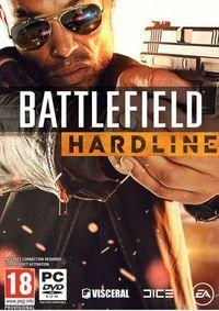 Portada oficial de Battlefield Hardline para PC