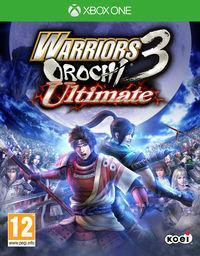 Portada oficial de Warriors Orochi 3 Ultimate para Xbox One