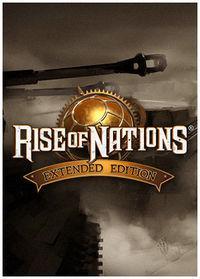 Portada oficial de Rise of Nations: Extended Edition para PC