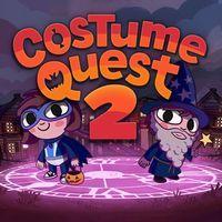 Portada oficial de Costume Quest 2 PSN para PS3