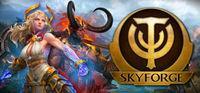 Portada oficial de Skyforge para PC