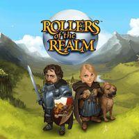 Portada oficial de Rollers of the Realm para PS4