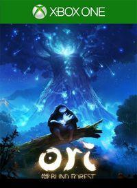 Portada oficial de Ori and the Blind Forest para Xbox One