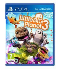 Portada oficial de LittleBigPlanet 3 para PS4