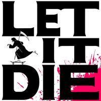 Portada oficial de Let it Die para PS4