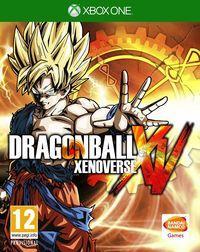 Portada oficial de Dragon Ball Xenoverse para Xbox One
