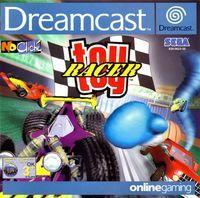 Portada oficial de Toy Racer para Dreamcast