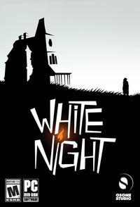 Portada oficial de White Night para PC