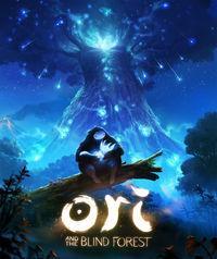 Portada oficial de Ori and the Blind Forest para PC