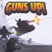 Portada oficial de Guns Up! para PS4