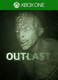 Portada oficial de Outlast para Xbox One