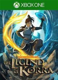 Portada oficial de The Legend of Korra para Xbox One