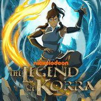 Portada oficial de The Legend of Korra PSN para PS3