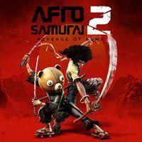 Portada oficial de Afro Samurai 2: Revenge of Kuma Volume One para PS4