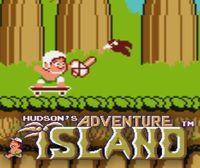 Portada oficial de Adventure Island CV para Wii U