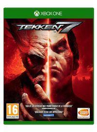Portada oficial de Tekken 7 para Xbox One