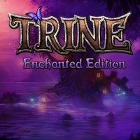 Portada oficial de Trine Enchanted Edition para PS4