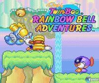 Portada oficial de Pop'n TwinBee Rainbow Bell Adventures CV para Wii U