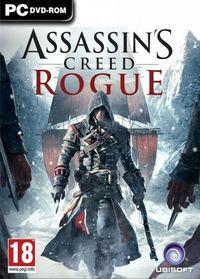 Portada oficial de Assassin's Creed Rogue para PC