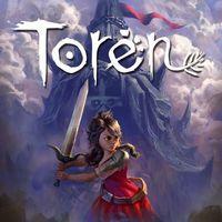 Portada oficial de Toren para PS4