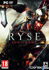 Portada oficial de Ryse: Son of Rome para PC