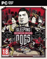 Portada oficial de Sleeping Dogs Definitive Edition para PC