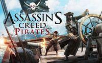 Portada oficial de Assassin's Creed: Pirates para PC