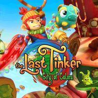 Portada oficial de The Last Tinker: City of Colors para PS4