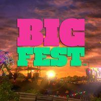 Portada oficial de BigFest PSN para PSVITA