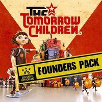 Portada oficial de The Tomorrow Children para PS4