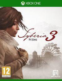 Portada oficial de Syberia 3 para Xbox One