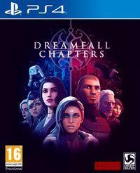 Portada oficial de Dreamfall Chapters para PS4