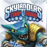 Portada oficial de Skylanders Trap Team para iPhone