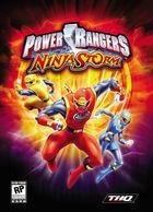 Portada oficial de Power Rangers: Ninja Storm para PC