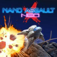 Portada oficial de Nano Assault Neo-X para PS4