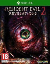 Portada oficial de Resident Evil Revelations 2 para Xbox One